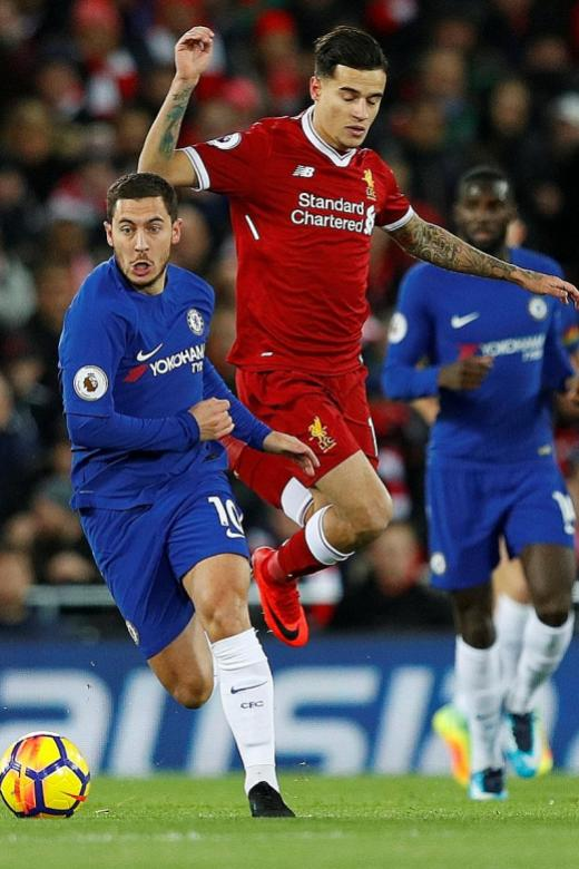 Eden Hazard's sizzling form just what Chelsea need