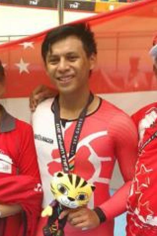 National cyclist wins a silver, two bronzes at Queensland c'ships
