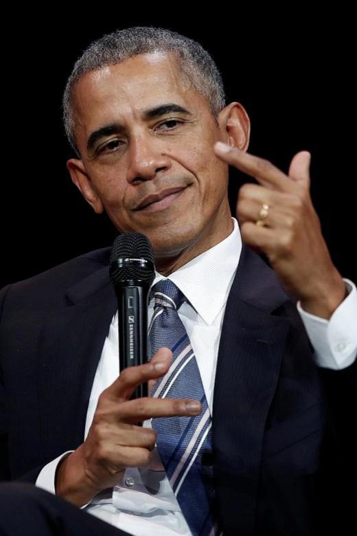 Obama: Women make better leaders