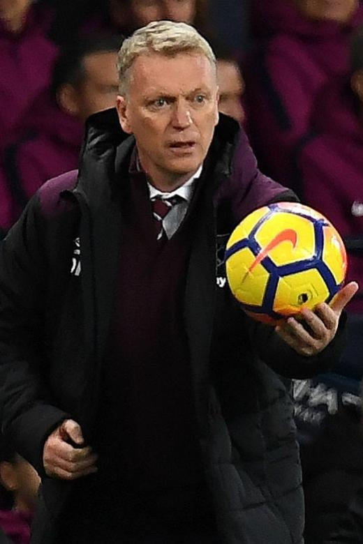 'Gutted' Moyes pleased with his players' attitude and effort