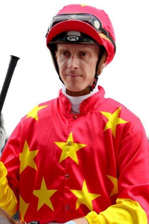 Skywalk provides jockey Daniel Moor with first Kranji winner