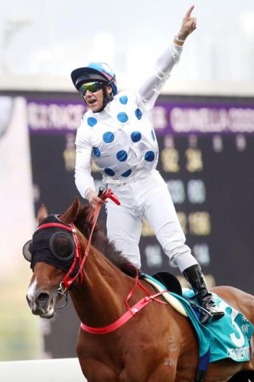 Contentment's ready to give Prebble a great ride
