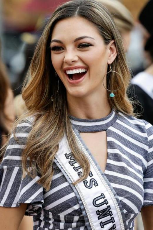 'For me, it has always been Miss Universe'