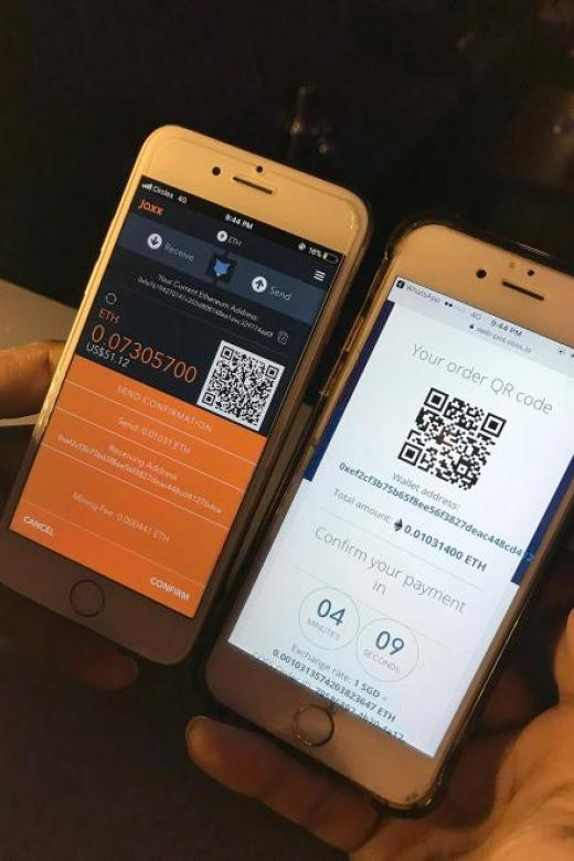 More S'pore businesses accept virtual currencies but usage still low