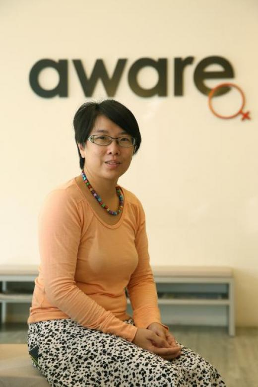 More work to be done in fight for gender equality: Aware's Jolene Tan