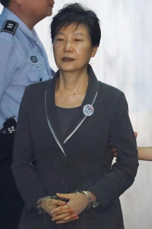 S Korea's former president Park took millions from spy agency: Report