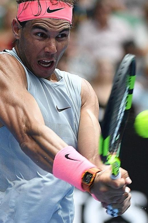 Nadal: Time to step on the gas