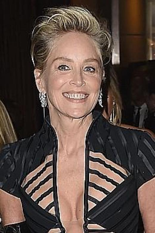Sharon Stone Shines Again In New Tv Series After Stroke