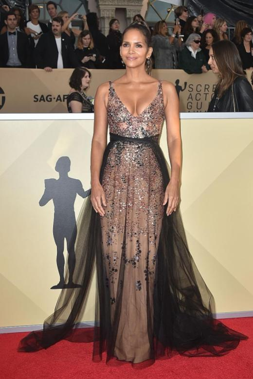 Halle Berry still sizzles at 51