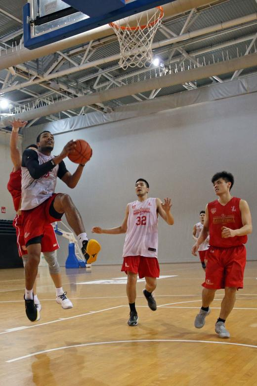 Singapore Slingers aim to finish with a flourish