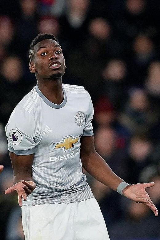 Richard Buxton: Pogba's injury gives Jose an excuse to play his way