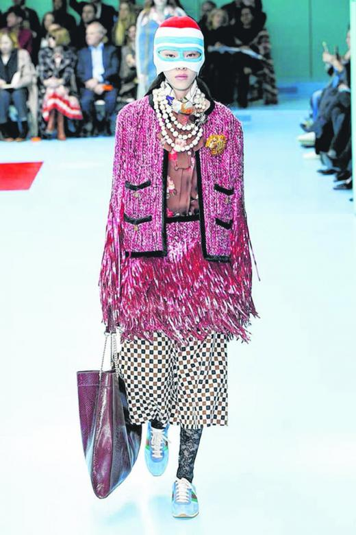 Model Layla Ong first S'porean to walk Gucci runway in a long while