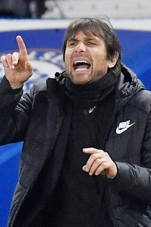 Richard Buxton: Conte can seek inspiration from 2012
