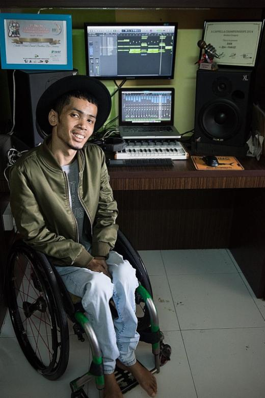 Celebrating artists with disabilities at new festival