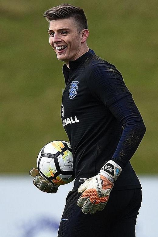 England's Pope has high hopes for World Cup