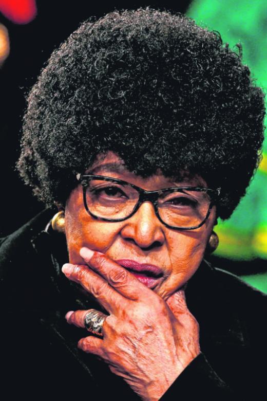 Winnie Mandela, hailed as mother of new South Africa, dies