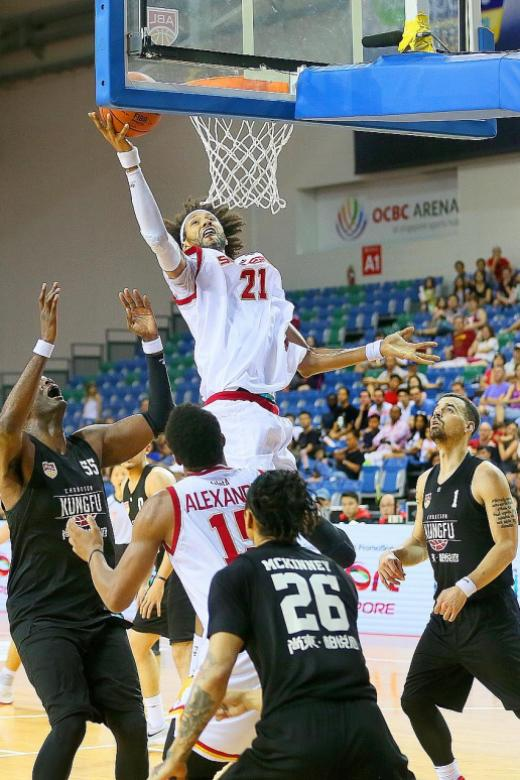 Tough ABL play-off start for Slingers
