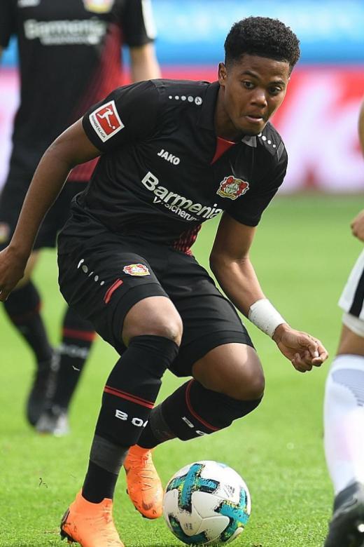 Leverkusen star Bailey eyes Bayern's scalp