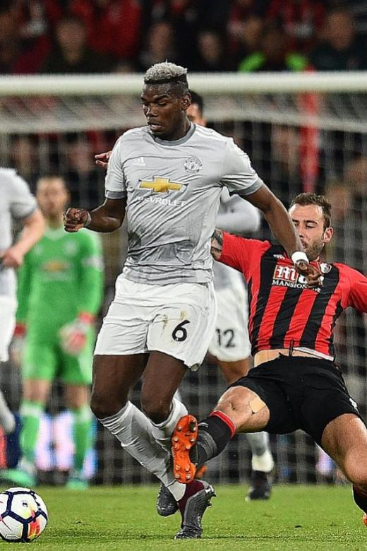 Richard Buxton: Jose should make Pogba the focal point