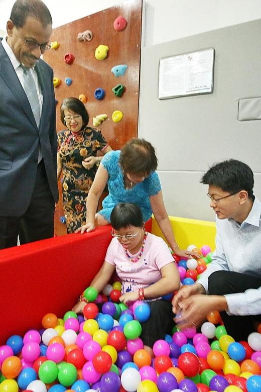 Minds opens first adult sensory gym