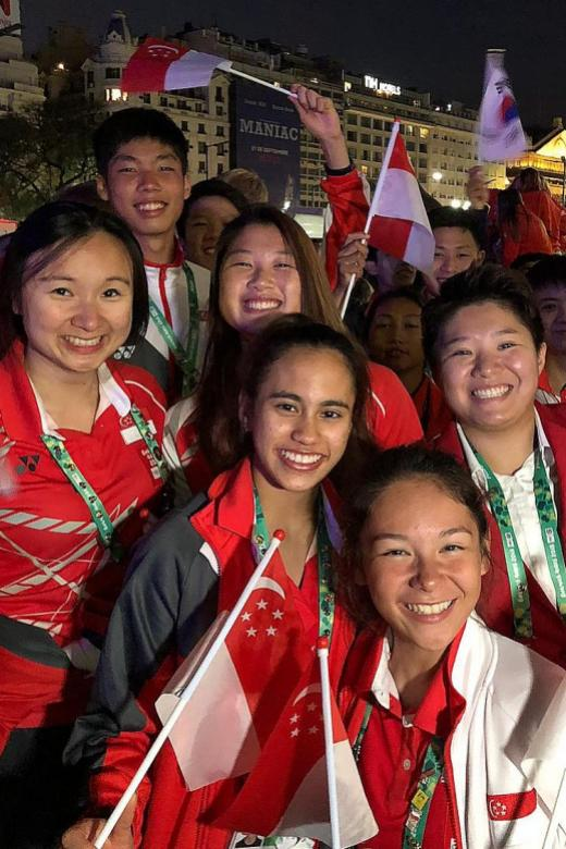 Youth Olympic adventure starts