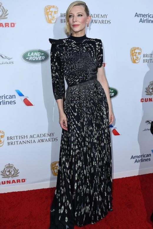 Keira Knightley is the ultimate red carpet fairytale princess