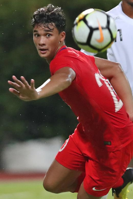 Fandi's fledglings to the fore