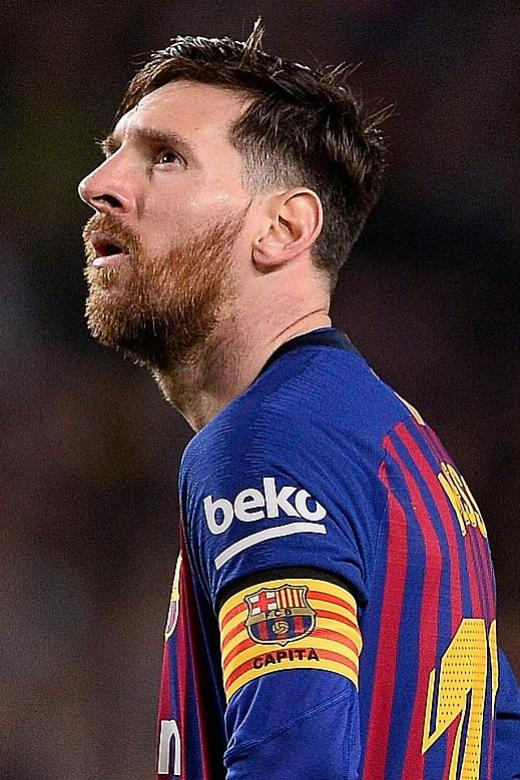 Absurd that Messi is fifth: Valverde