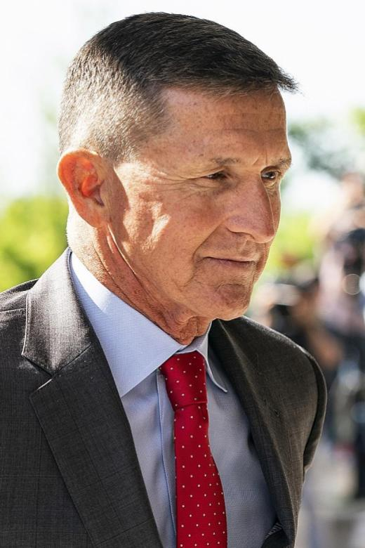 Russia probe: Mueller recommends no jail for ex-Trump official Flynn
