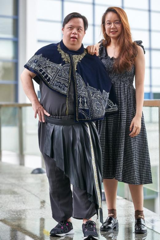 TP students design outfits for youth with special needs