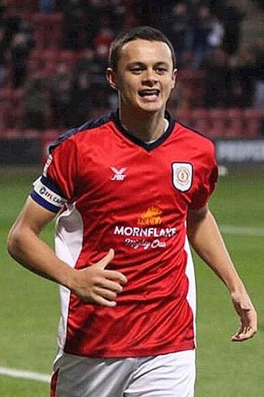 Crewe defender Ng open to Lions future