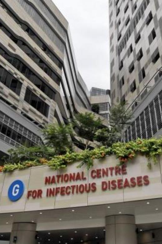 National Centre for Infectious Diseases Imported case of monkeypox confirmed in Singapore