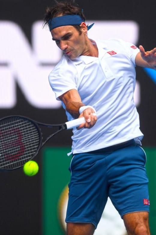 Federer: Old guard still the favourites