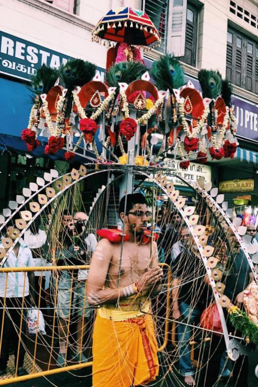 Devotees begin preparation for Thaipusam