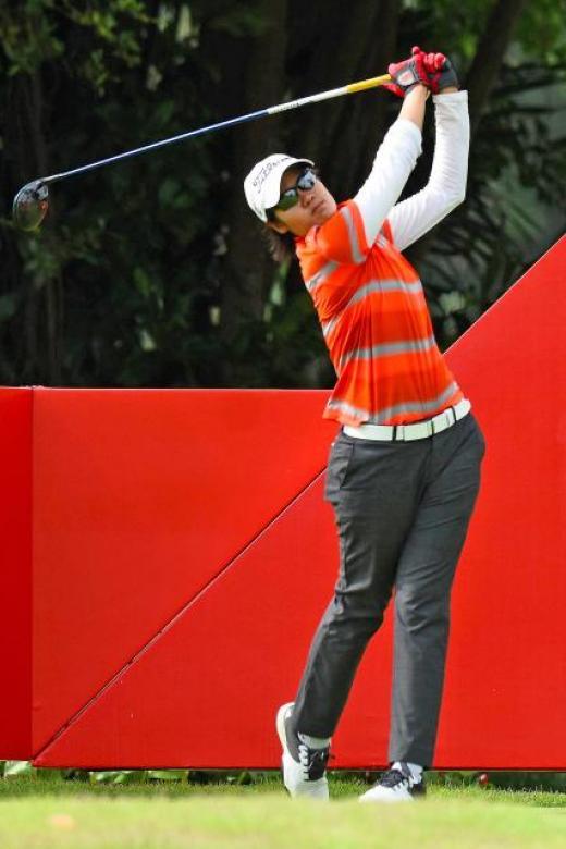 Kanphanitnan leads HSBC Women's World C'ship qualifiers