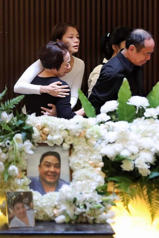 Over 100 family members, friends pay last respects to Ben Goi
