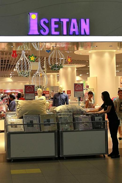 IP office sides with Isetan over use of 'tartan'