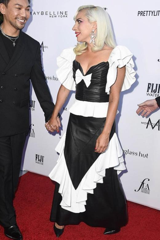 Eva Green shines again as best dressed