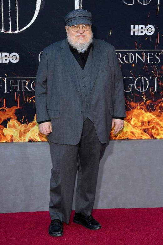 Game Of Thrones author to discover TV ending to his saga