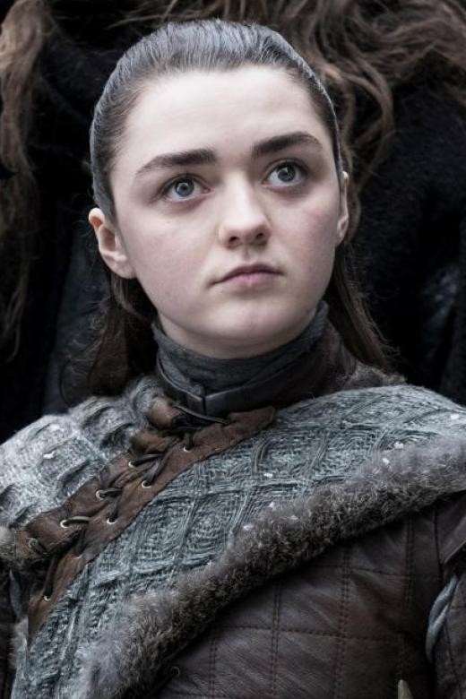 Maisie Williams feels she already won, having made it this far in GOT