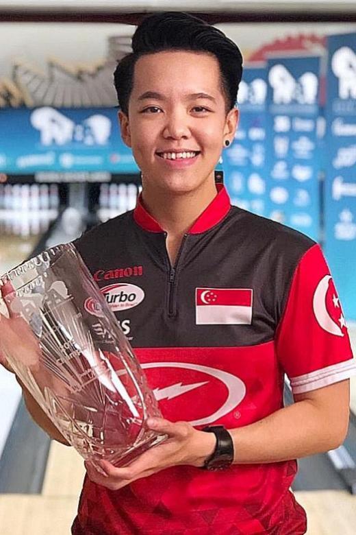 Bowler Shayna Ng wins second PWBA title