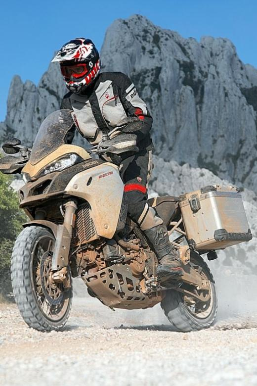 The rise of adventure motorcycles