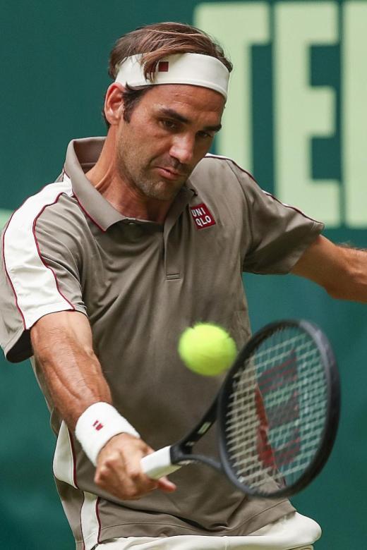 Roger Federer beats John Millman, avenges US Open defeat