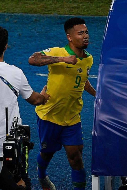 Richard Buxton: Gabriel Jesus must learn to behave