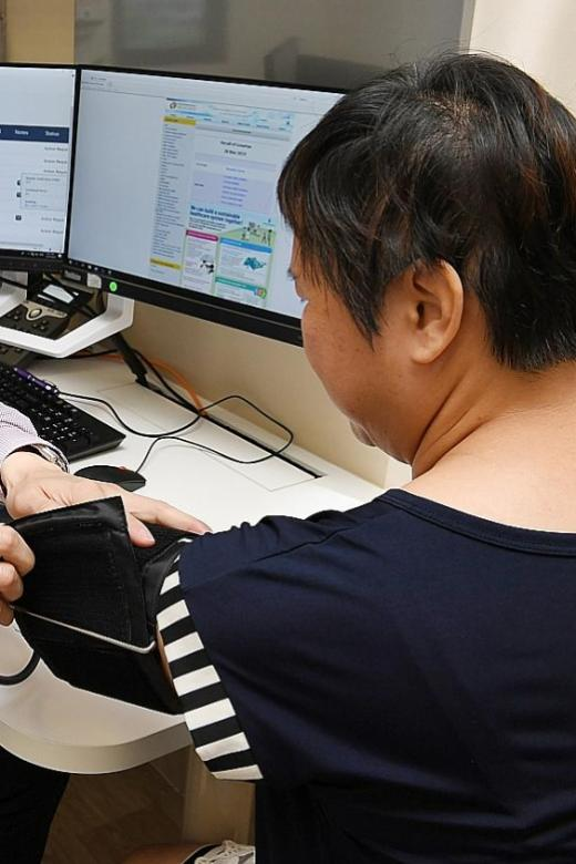 Scheme for monitoring high blood pressure from home a success