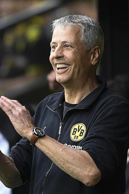 Borussia Dortmund coach eyes improvement despite rout of Augsburg
