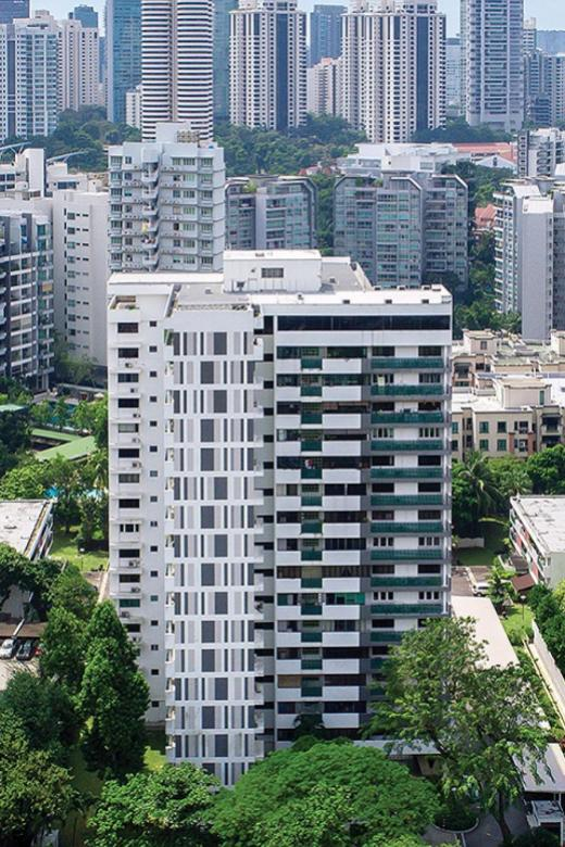 City Towers in Bukit Timah sold en bloc on fourth attempt