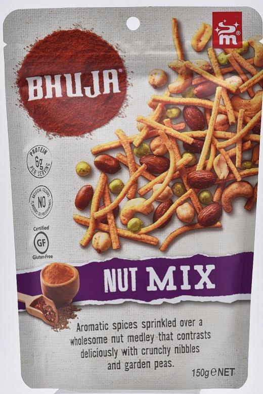 Mix it up with tasty, healthy Majans snacks at FairPrice