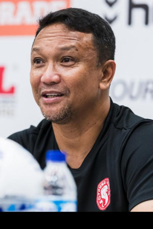 Singapore Under-22s play Fiji tomorrow in SEA Games build-up
