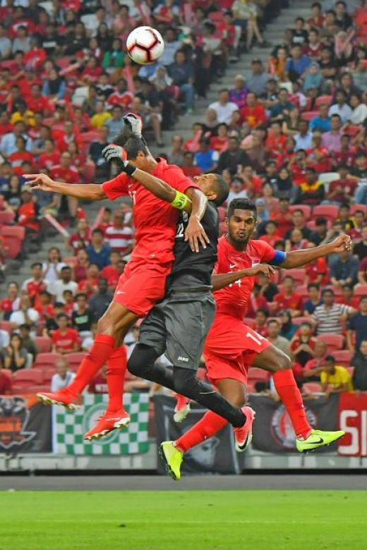 Lions rue missed chances in 2-2 draw with Yemen